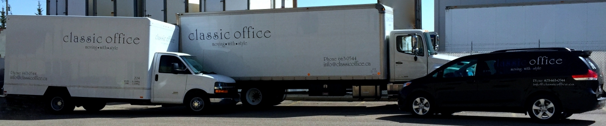 classic office relocations. The Classic Office Fleet Is Made Up Of: Relocations